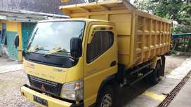 Jual mobil truck canter 2013 mesin aman casis aman, ada AC