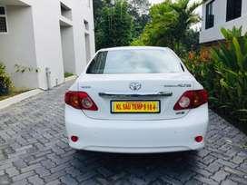 Toyota Corolla, 2009, Petrol