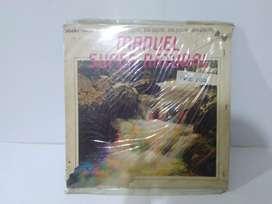 Vinyl Turntable 12 inch 33 1/2 RPM. Manuel Super Natural