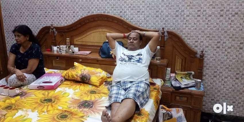 Sagoon class rich wooden bed 0