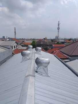 Turbin Ventilator Wind Star