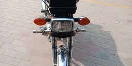 Honda motor cycle model 2018 letter py hy. Good condition.