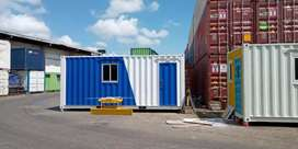 Pusat Container Kontainer Office Melayani Seluruh Indonesia