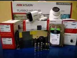 Kamera CCTV dengan kualitas mantap jernih