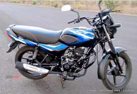 Bajaj CT 110 on Low Downpayment @ 14000/- only