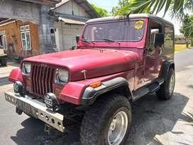 Jeep cj7 wrangler 4x4 diesel 6 silinder