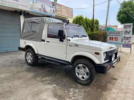 Maruti Suzuki Gypsy King ST BS-IV, 2010, Petrol