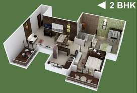 Buy2 BHK Ready to Move Flats Rs. 31.12 L, Wagholi Call for Site Visit