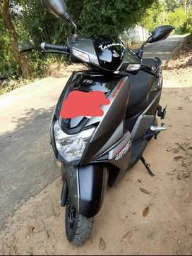 Brand new condition TVS ntorq scooty  , all services were done in time