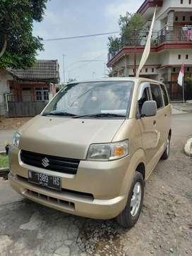 Suzuki APV pajak panjang siap pakai