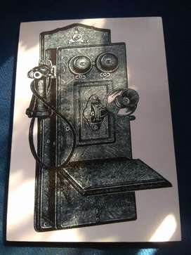 Pesawat telepon kuno