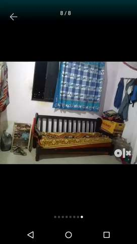 Girls paying guest rs 3300 near thane, Dombivli fully furnished