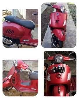 Vespa GTS I-get 150cc