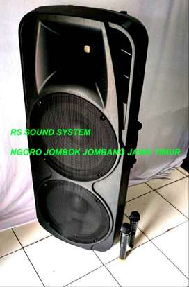 speaker aktif karaoke