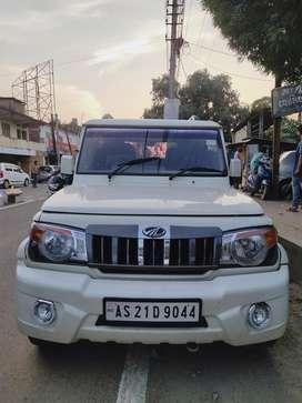 Mahindra Bolero SLX 2WD, 2014, Diesel