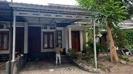 Dikontrakan / disewakan rumah semi furnished bulan ,3 bln, 6 bln, thn