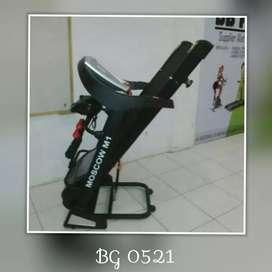 Treadmill Elektrik Moscow M1 Tek. Russia // Alfit Home Use 08N31