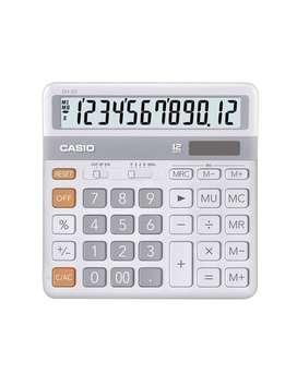 Kalkulator Casio DH-20 NEW & ORIGINAL - Hitam