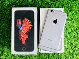 Iphone 6s - 64/gray - all accessories - good condition