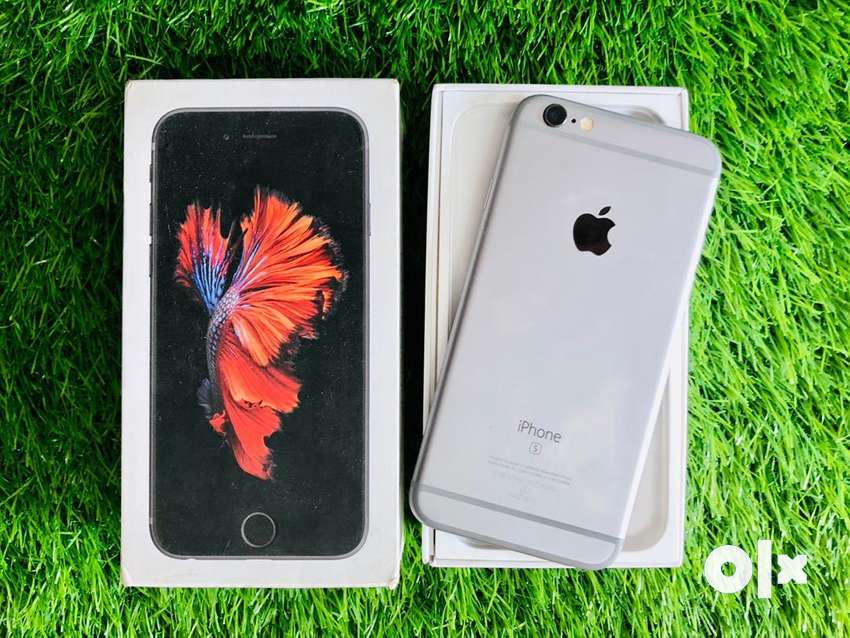 Iphone 6s - 64/gray - all accessories - good condition 0