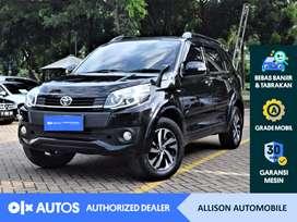 [OLXAutos] Toyota Rush 2015 1.5 G A/T Bensin Hitam #Allison