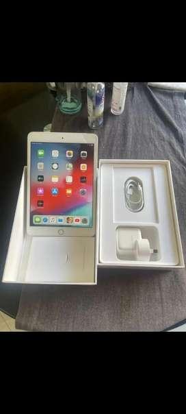 iPad mini 3 WiFi + Cellular 64 gb perfect like new