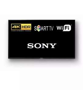 40/42 Smart Android Led Tv 4K 2 Year Full Replacement Grantee GST Bill