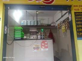 Chicken shop for sell