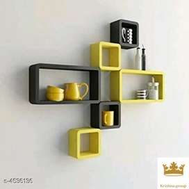 New style wall shelves