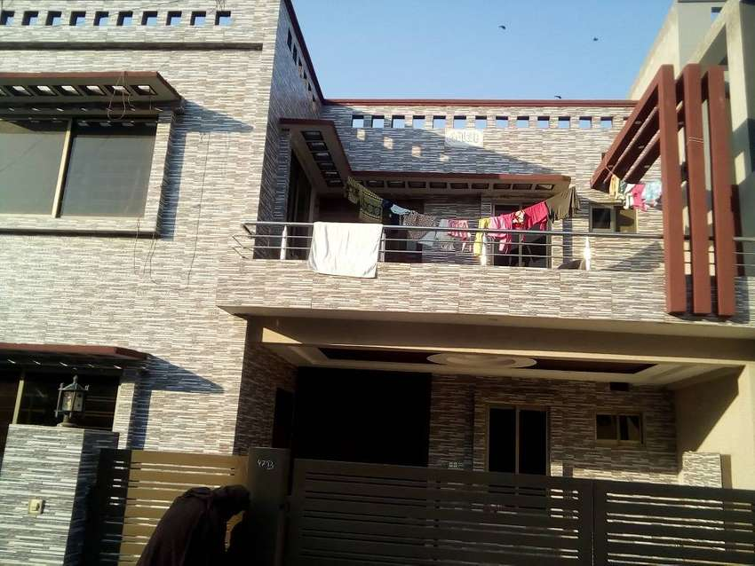 Beautiful House for Sale in CBR Town Phase 1 Islamabad 0