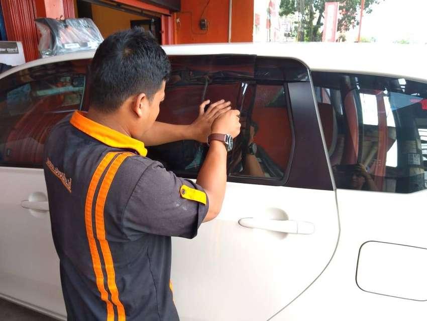 Kaca Film V-KOOL VK VIP Samping + Belakang Toyota Kijang Innova
