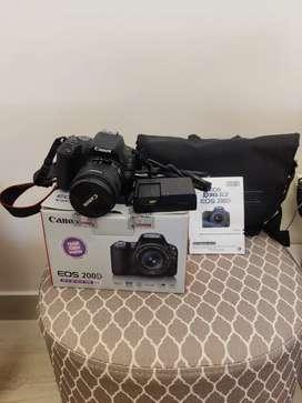 Canon EOS200D