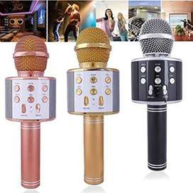 WS 858-1 BLUETOOTH MIC more models available