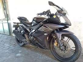 Yamaha R15 Hitam 2014 Bisa Tukar tambah