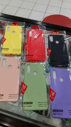 case silicon oppo A31