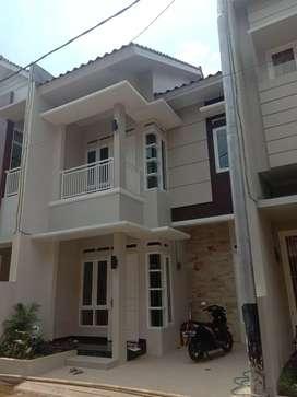 Rumah hunian cluster 1,5M nego