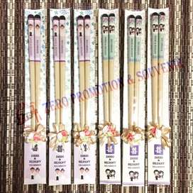 Souvenir Sumpit Custom