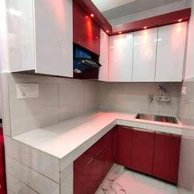 Luxury specious 1 bhk flat Near metro station
