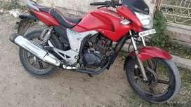 Hunk bike new
