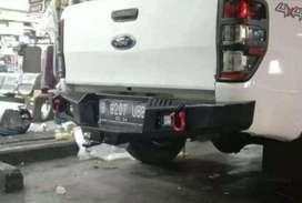 Bemper belakang ford rangger