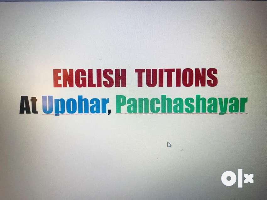English tuition for all boards class 6-12 0