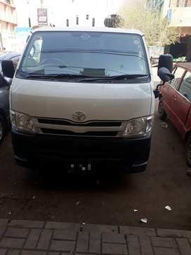 Toyota Hiace in a mint condition