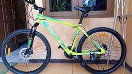Sepeda MTB united Avand XC724