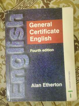 General Certificate English 4th Edition O-Level