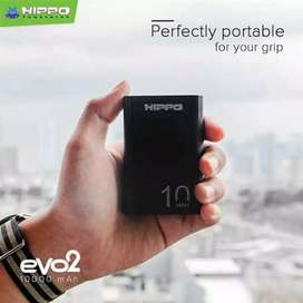 Promo 7 Hari!! Powerbank Hippo EVO 2 10000Mah garansi resmi 3 tahun
