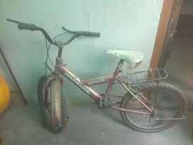 Very old bicycle minimum 6 years mansha brand