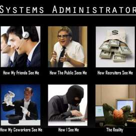 Wanted system admin