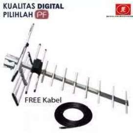 Antena digital HDU-12 surabaya dan sidoarjo