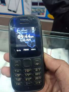 Nokia 105 dual sim for sale fresh