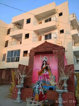 New ready to move in 3BHK flat at Ratu road behind bank of baroda